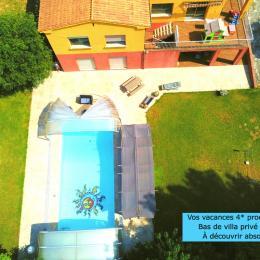 Jolie villa de charme à 16km de Cassis - Location de vacances - Aubagne
