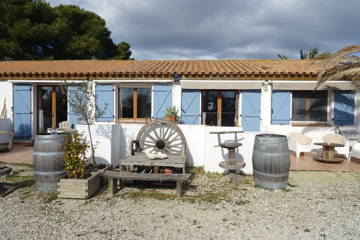 - Location de vacances - Saintes-Maries-de-la-Mer