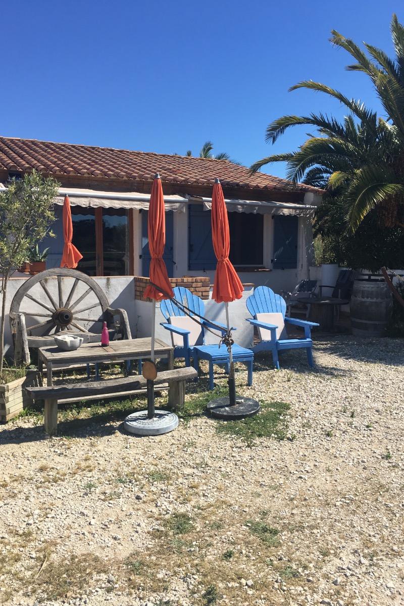 Extérieur et terrasse - Location de vacances - Saintes-Maries-de-la-Mer