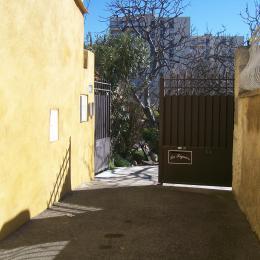 parking privé - Location de vacances - Marseille