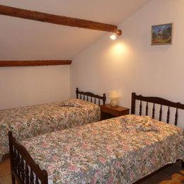 Maison indépendante Chateaurenard-  chambre 2 lits - Location de vacances - Châteaurenard