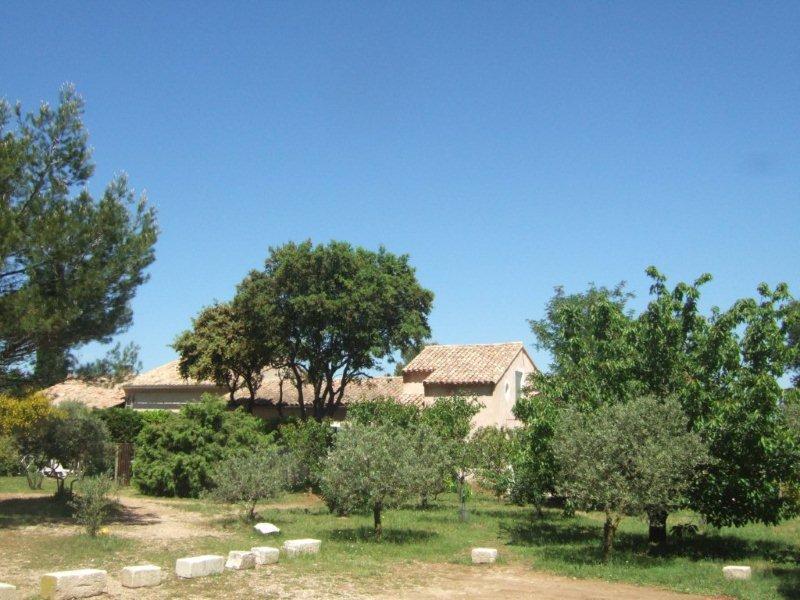 les locations - Location de vacances - Eygalières