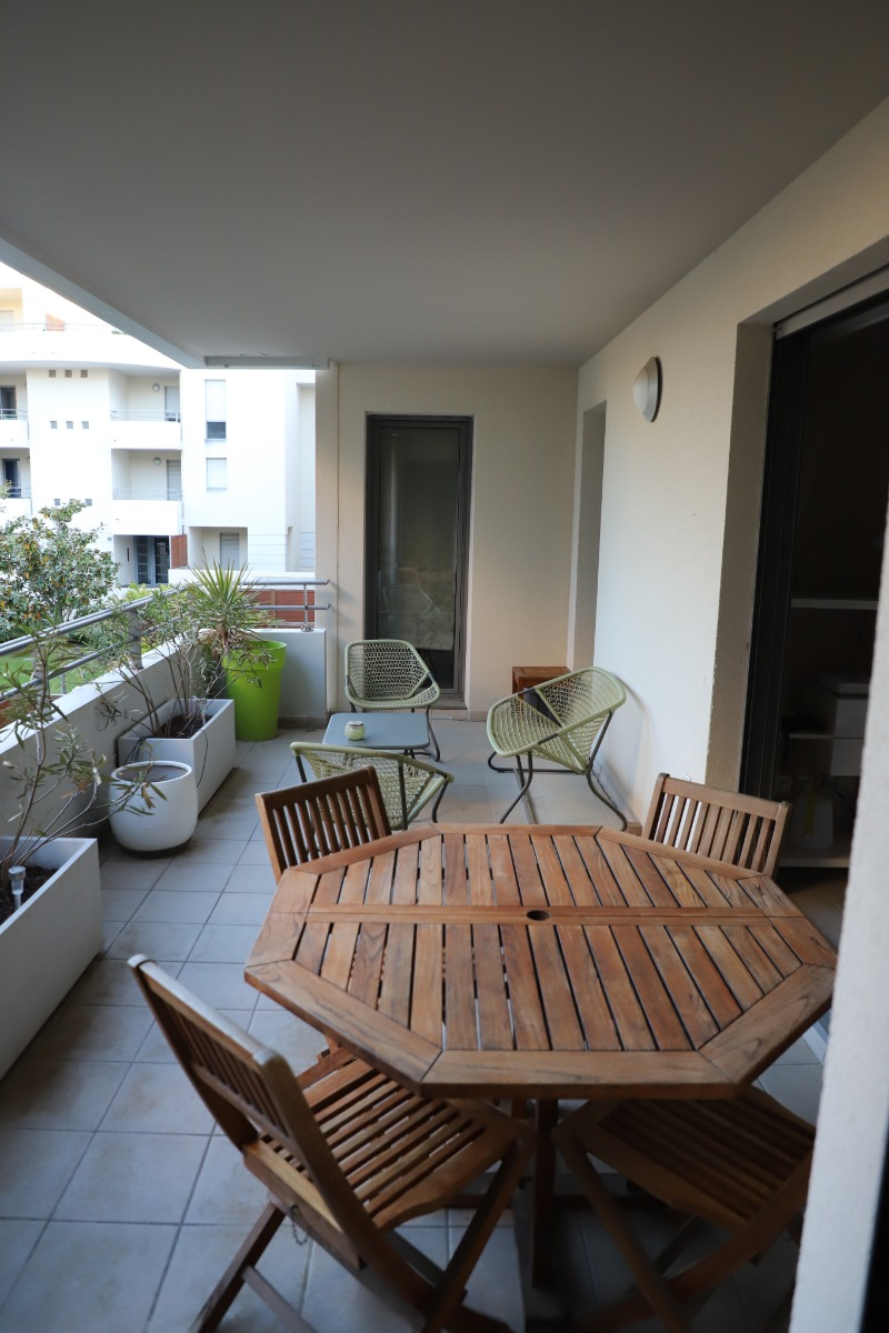 Terrasse - Location de vacances - La Ciotat