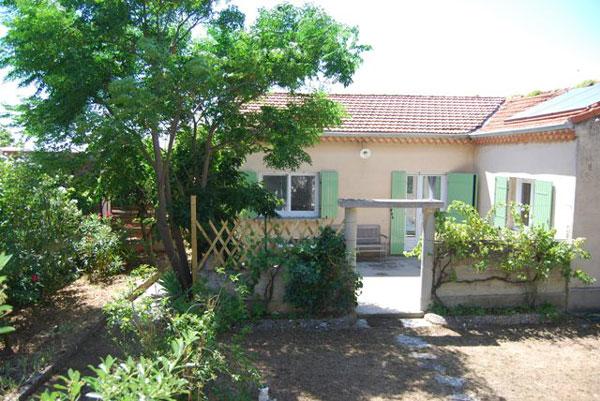 La maison et son jardin à ALLAUCH en Provence - Location de vacances - Allauch