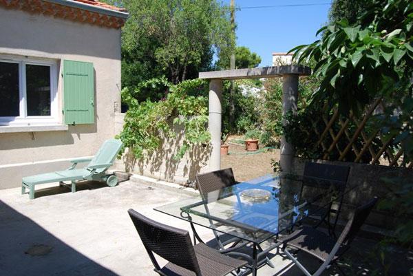 La terrasse, salon de jardin - Location de vacances - Allauch