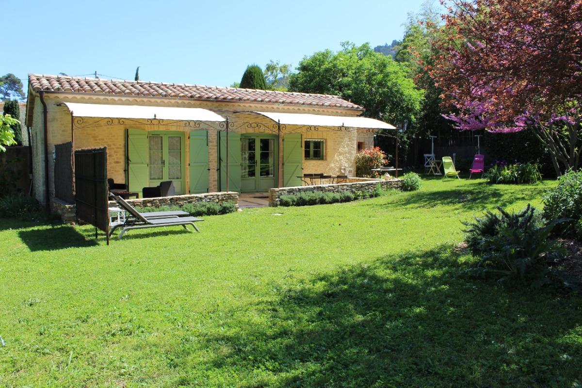 vue d'ensemble - Location de vacances - La Penne-sur-Huveaune