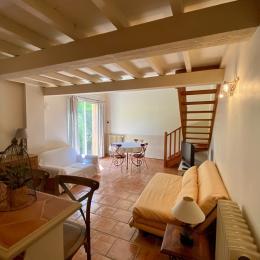 Studio indépendant,  chatâurenard - Mas de l'Ecureuil, cuisine - Location de vacances - Châteaurenard