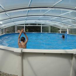 la piscine - Chambre d'hôtes - Mollégès