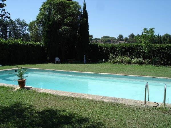 Piscine - Chambre d'hôtes - Saint-Chamas