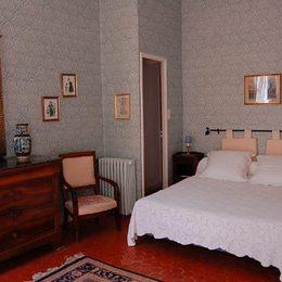 Chambre Lavande 2 personnes - Chambre d'hôtes - Saint-Chamas