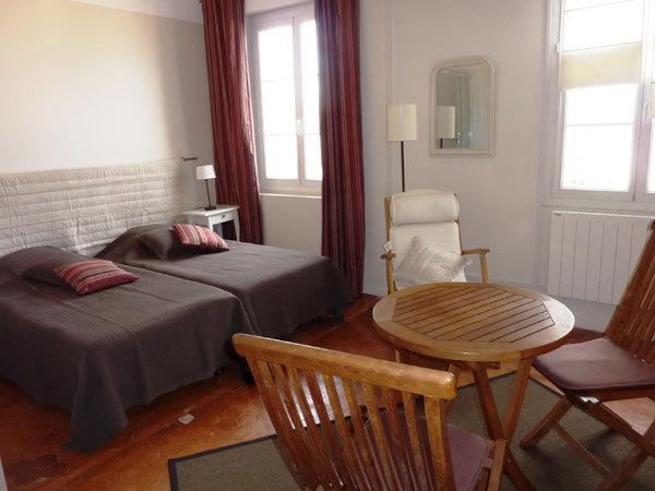 la chambre - Chambre d'hôtes - Marseille