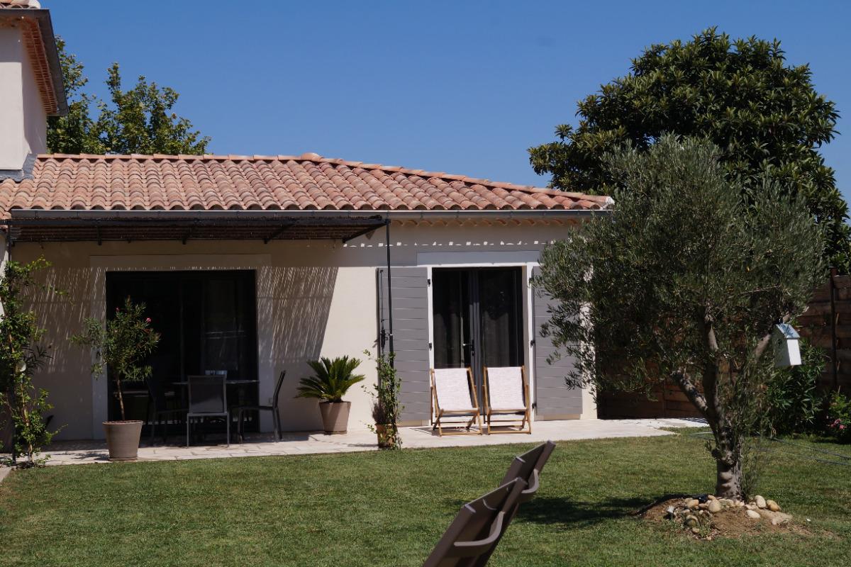 Le petit Capolou - Location de vacances - Eyragues