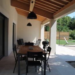 La cuisine de la maison - Location de vacances - Eyragues