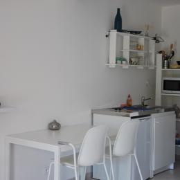 Coin cuisine - Location de vacances - Aix-en-Provence