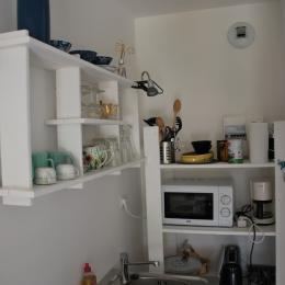 cuisine - Location de vacances - Aix-en-Provence