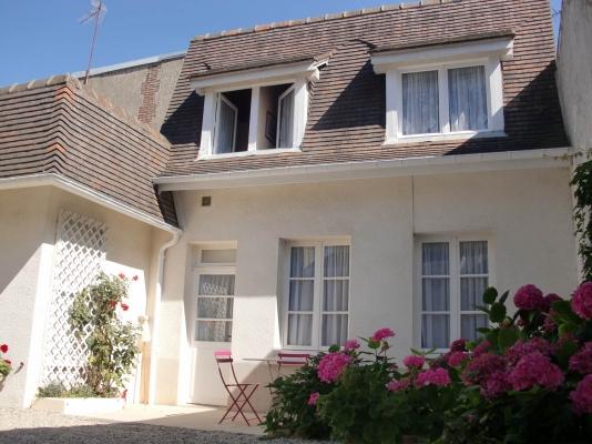 La Villa Hortensia - Location de vacances - Villers-sur-Mer