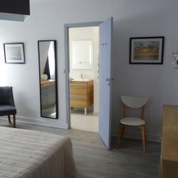 La chambre - Location de vacances - Villers-sur-Mer