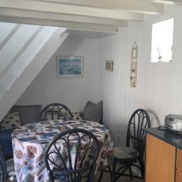 salle salon - Location de vacances - Saint-Aubin-sur-Mer
