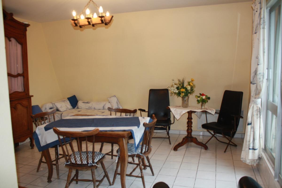 salle de bain - Location de vacances - Houlgate