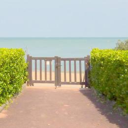 Accès direct à la plage - Location de vacances - Houlgate