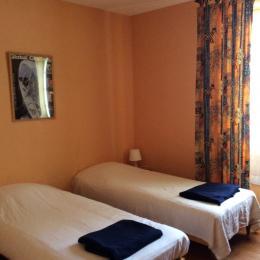 chambre 2 - Location de vacances - Saint-Aubin-sur-Mer