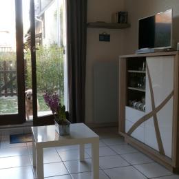 Coté jardin - Location de vacances - Cabourg