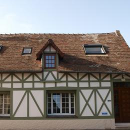 façade - Location de vacances - Caen