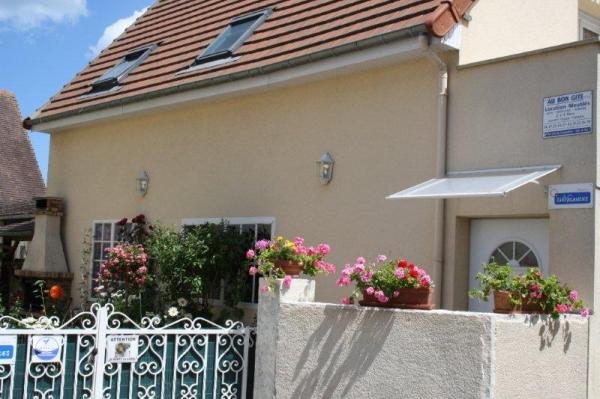 Entrée commune - Location de vacances - Arromanches-les-Bains