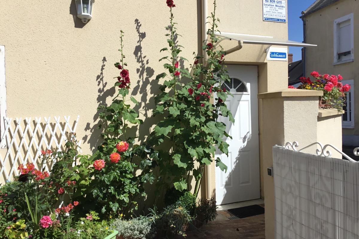 L'entrée appartement  - Location de vacances - Arromanches-les-Bains