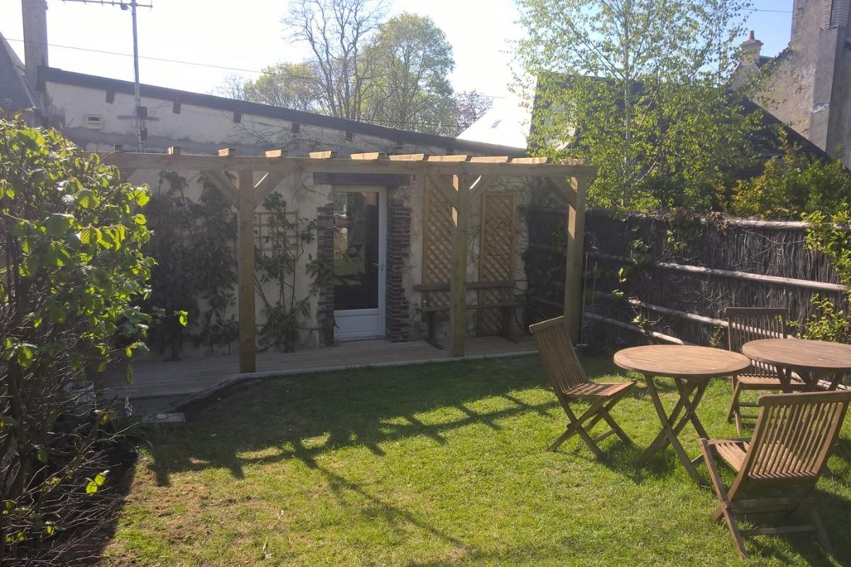Salon - Location de vacances - Bayeux