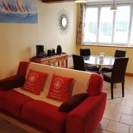 chambre 2 lits 90 - Location de vacances - Bayeux