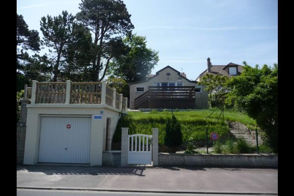 la fantaisie et ses nouvelles terrasses - Location de vacances - Arromanches-les-Bains