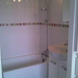 Salle de bain - Location de vacances - Villers-sur-Mer