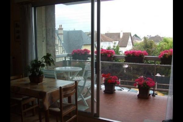 balcon 7 m2 - Location de vacances - Ouistreham