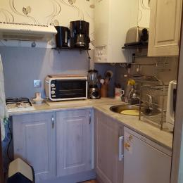 cuisine équipée - Location de vacances - Ouistreham