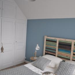 séjour salon vue mer - Location de vacances - Ouistreham
