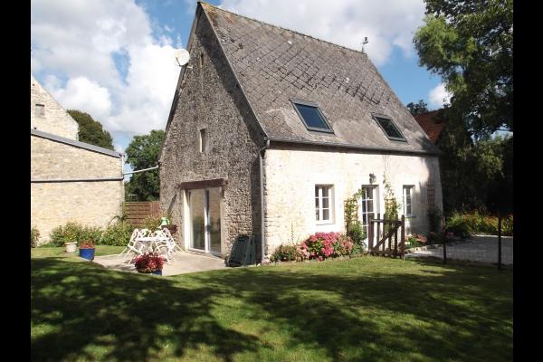 - Location de vacances - Asnières-en-Bessin