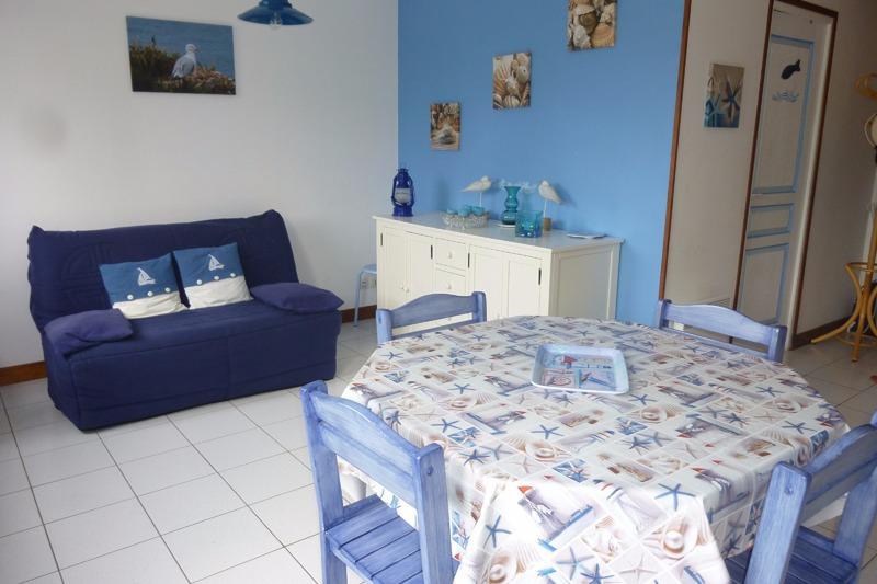 séjour - Location de vacances - Sainte-Honorine-des-Pertes