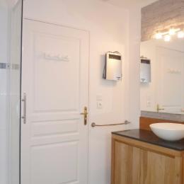 Salle de bain (E) - Location de vacances - Houlgate