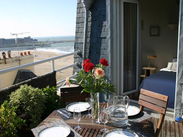 La terrasse - Location de vacances - Trouville-sur-Mer