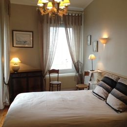 La chambre sur terrasse - Location de vacances - Trouville-sur-Mer