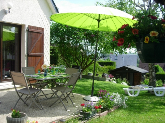 mon havre de paix. Disponible en Juillet - Location de vacances - Villers-sur-Mer