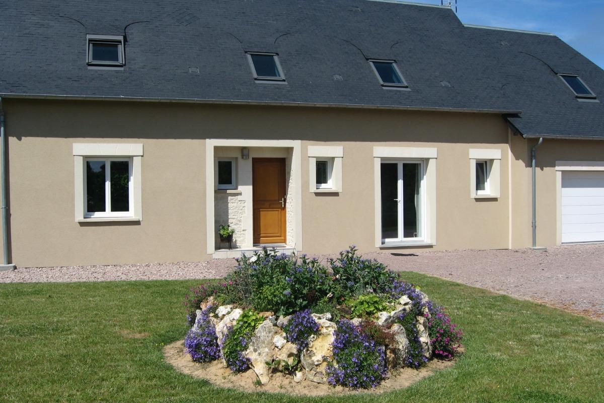 La maison - Chambre d'hôtes - Cricquebœuf
