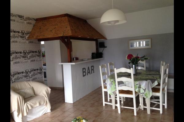 bar - Location de vacances - Saint-Pierre-du-Mont