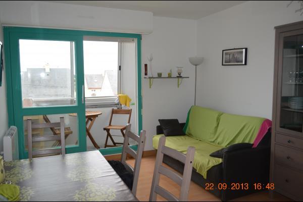 le salon - Location de vacances - Courseulles-sur-Mer