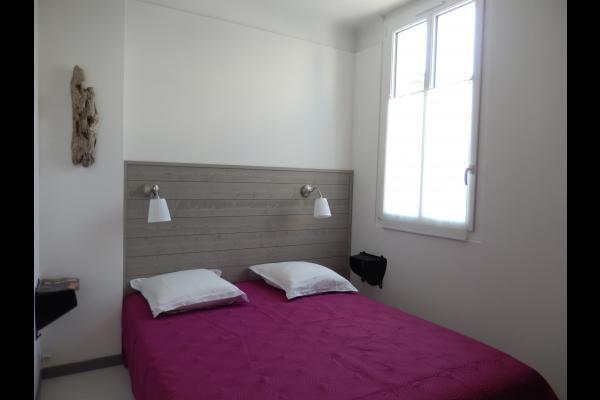 Chambre lit 160  - Location de vacances - Trouville-sur-Mer