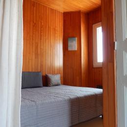 Chambre lit 140 - Location de vacances - Trouville-sur-Mer