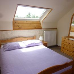 Chambre 1 - Location de vacances - Barbeville
