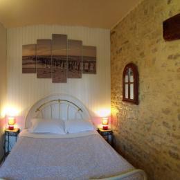 Chambre 2 - Location de vacances - Barbeville