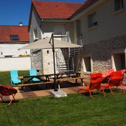 - Location de vacances - Saint-Côme-de-Fresné